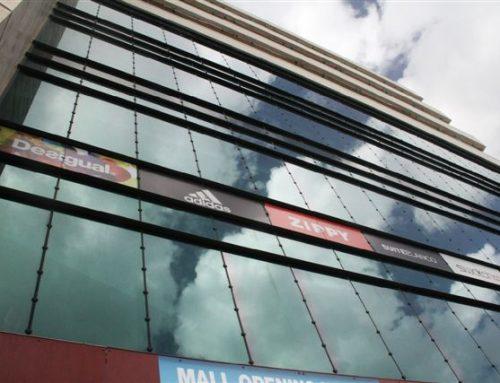 Blue Mall Shopping center