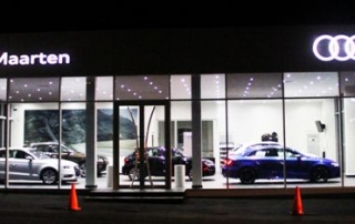 Audi St Marteen