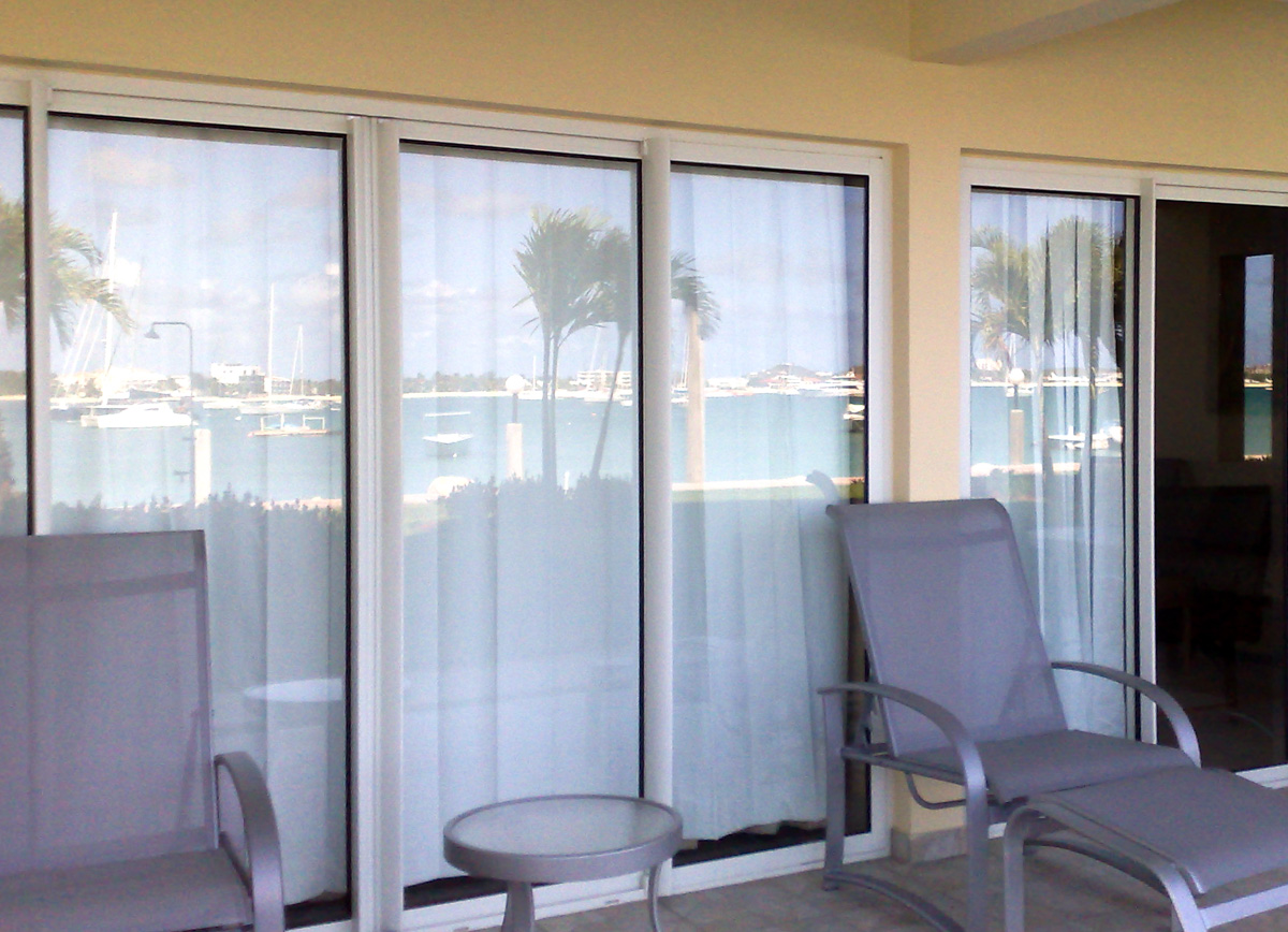 Doors Simpson Bay Resort Technal Topaze Gb Sliding Doors Tecalu