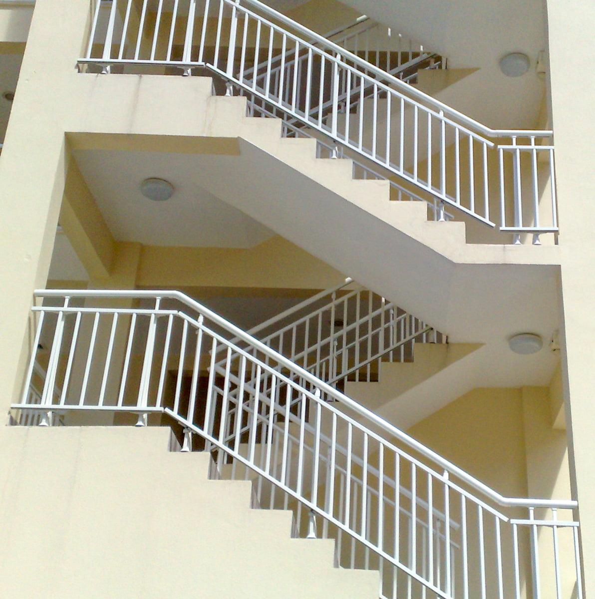 Antares Railing Tecalu